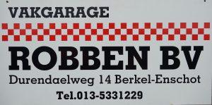 Vakgarage Robben